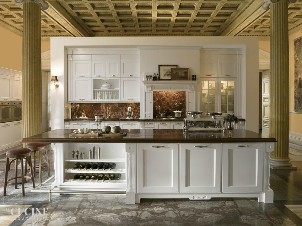 Opera hall aster cucine le cucine - Cucine wolf italia ...