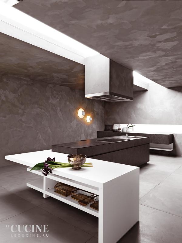 Кухня Elle. Фабрика Cesar. Поставка из Италии на заказ.   Le cucine
