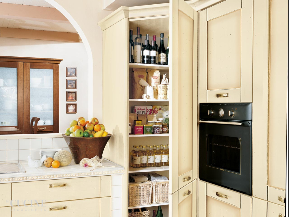 Cucine lube stile country 2