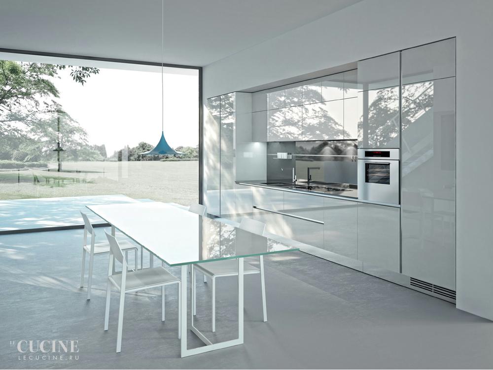 Кухня One. Фабрика Ernestomeda. Поставка из Италии на заказ. | Le cucine