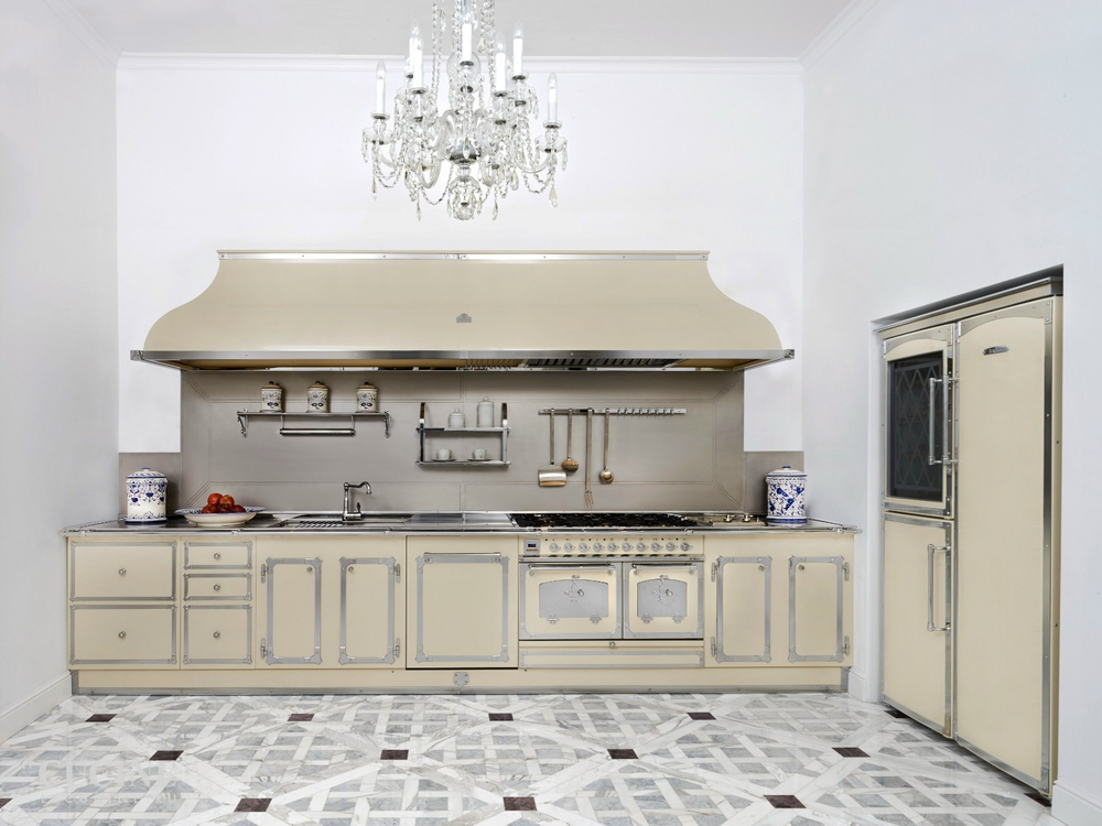 Кухня Sforza Palace. Фабрика Officine Gullo. Поставка из Италии на ...