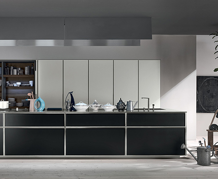Metall key cucine le cucine - Cucine wolf italia ...