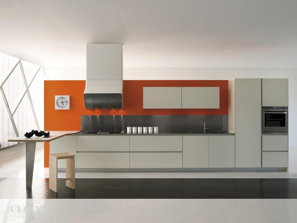 Moderne Holz Kuche Schiffini