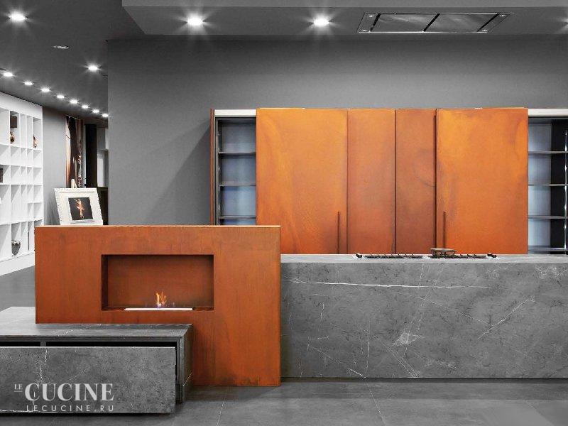 Кухня Petra. Фабрика TM Italia. Поставка из Италии на заказ. | Le cucine