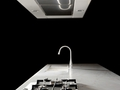 Toncelli cucine wind leather and marble 4