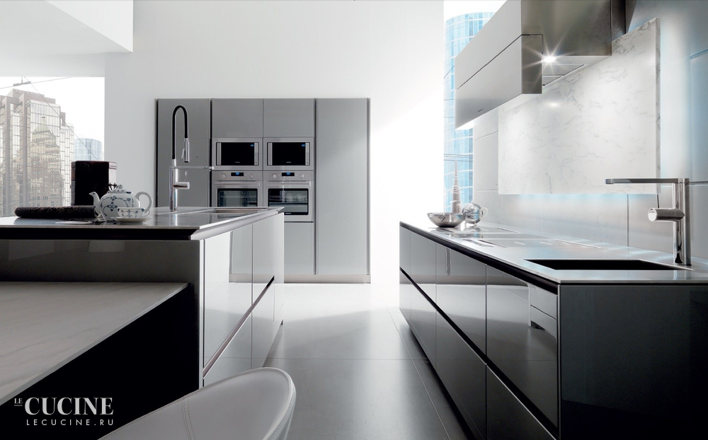 Toncelli cucine wind lacquered 2