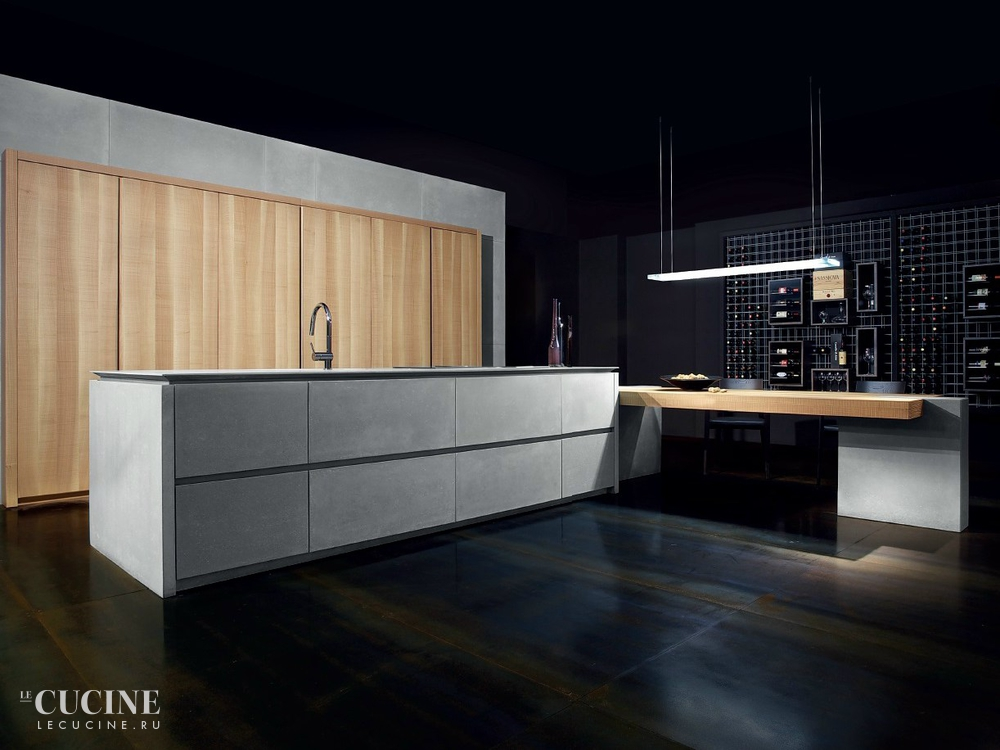 Toncelli cucine wind french gray 1
