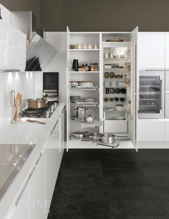 Кухня Chantal. Фабрика Febal. Поставка из Италии на заказ. | Le cucine