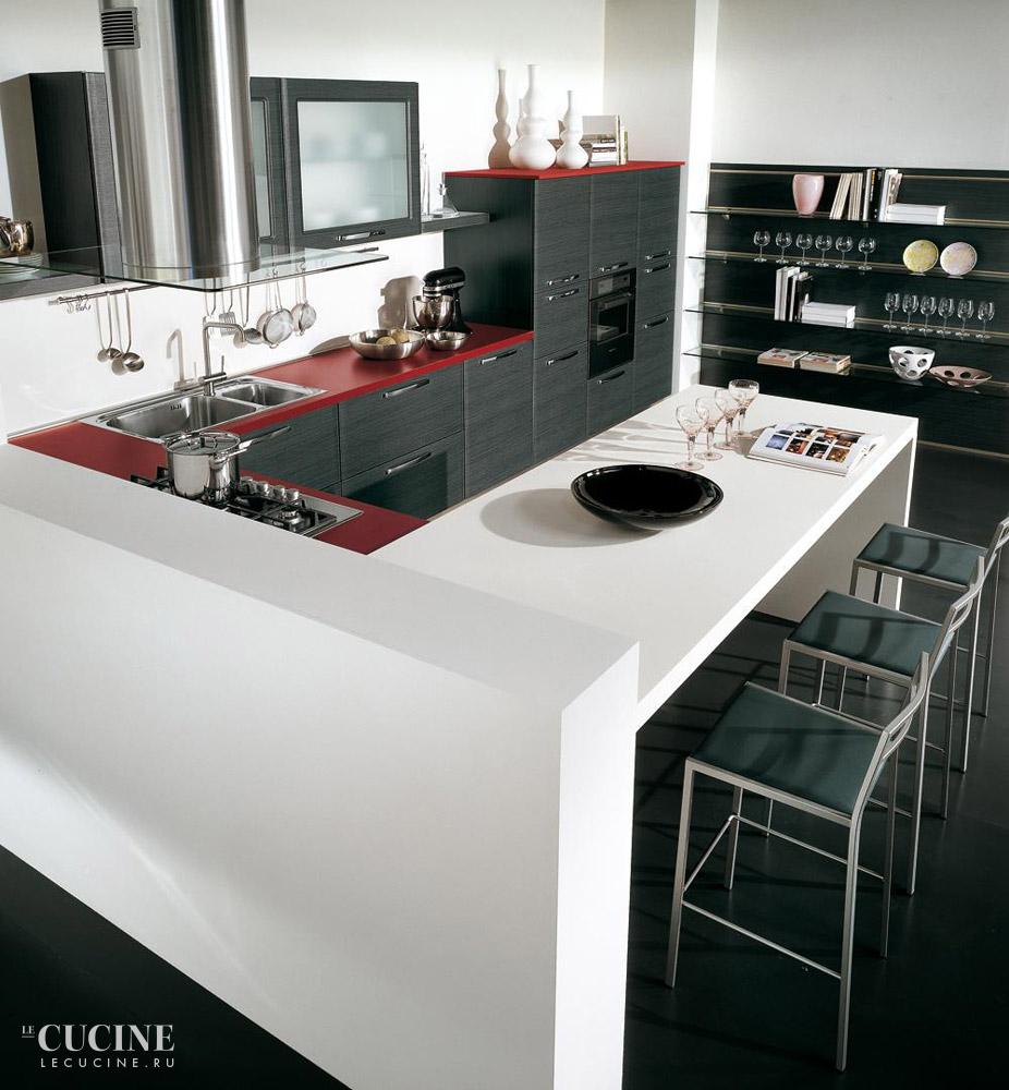 Кухня Doris. Фабрика Lube Cucine. Поставка из Италии на заказ ...