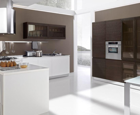 Кухня Bring. Фабрика Stosa. Поставка из Италии на заказ. | Le cucine