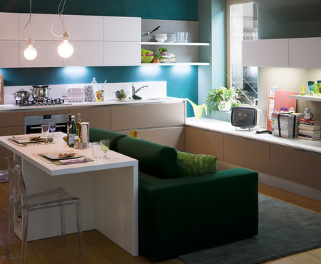 Кухня Carrera.go. Фабрика Veneta Cucine. Поставка из Италии на заказ ...