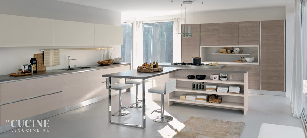 Кухня Brava Naturalmente. Фабрика Lube Cucine. Поставка из Италии ...