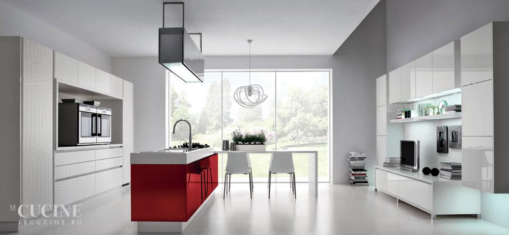 Кухня Brava Naturalmente. Фабрика Lube Cucine. Поставка из ...