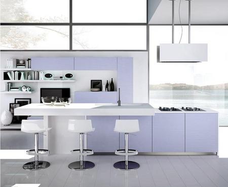 Кухня Nilde. Фабрика Lube Cucine. Поставка из Италии на заказ ...