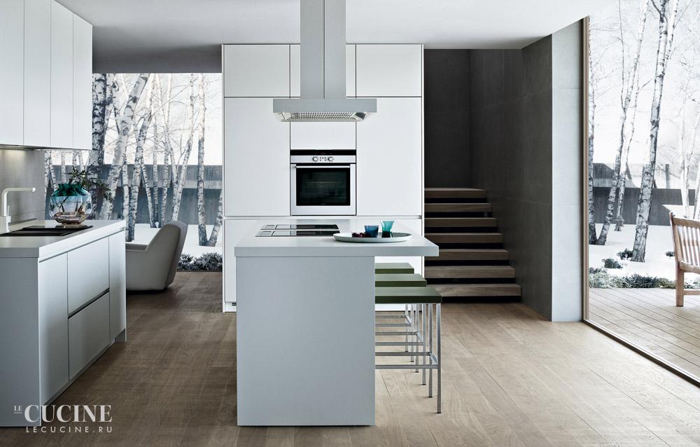 Кухня Alea. Фабрика Varenna. Поставка из Италии на заказ. | Le cucine