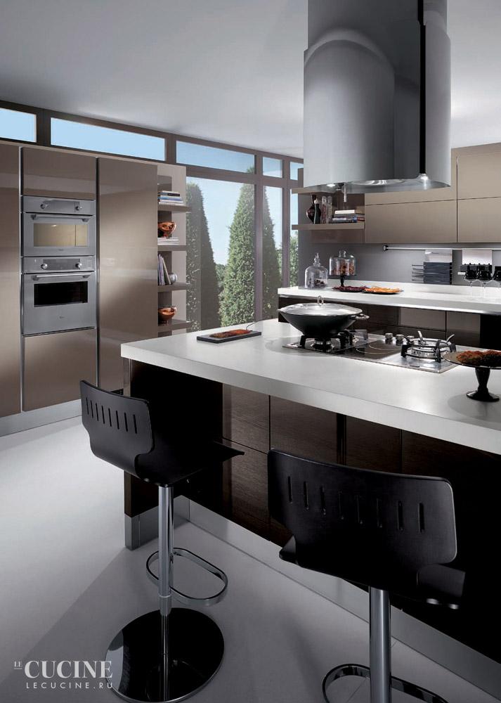 Кухня Scenery. Фабрика Scavolini. Поставка из Италии на заказ. | Le ...