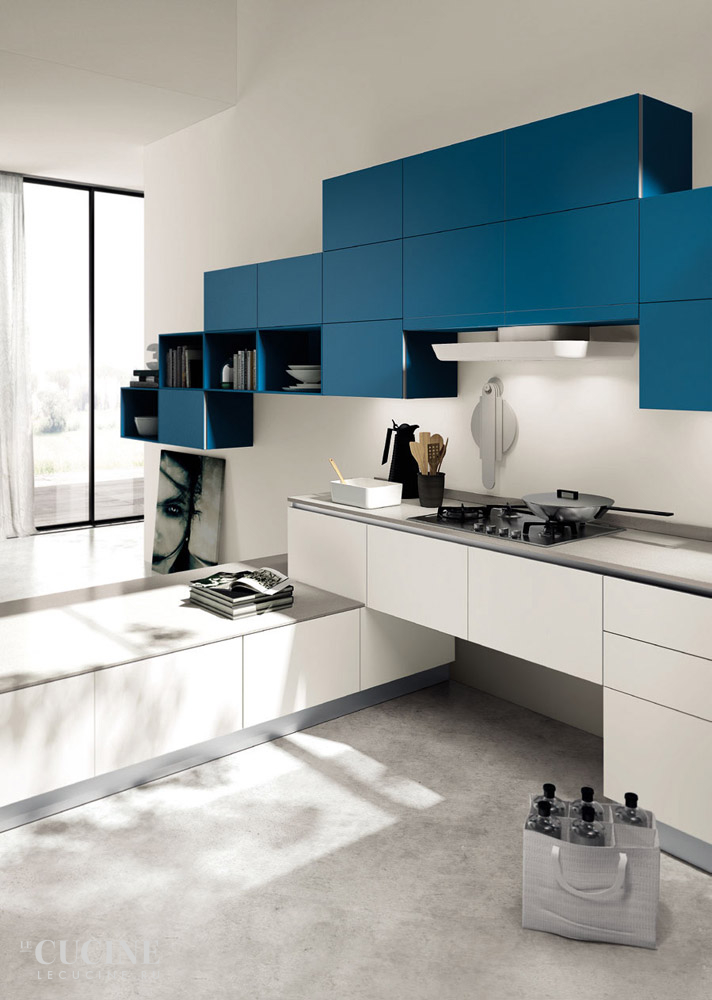 Кухня Tetrix. Фабрика Scavolini. Поставка из Италии на заказ. | Le ...