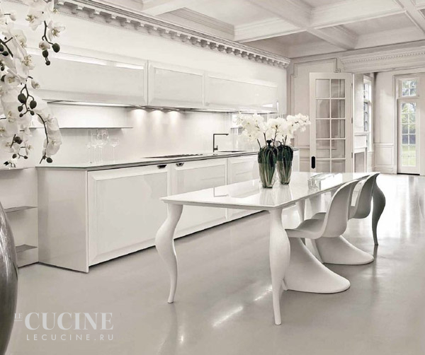 Diamond bianca scic le cucine - Cucine wolf italia ...