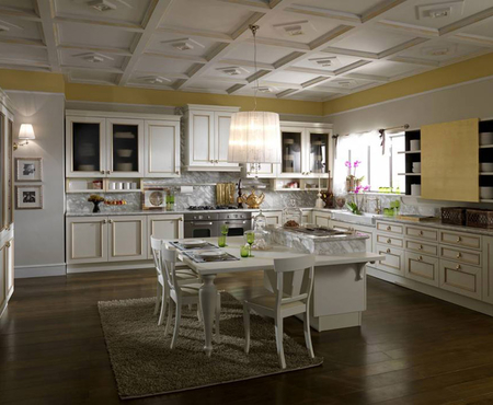 cucina romantica decor 1