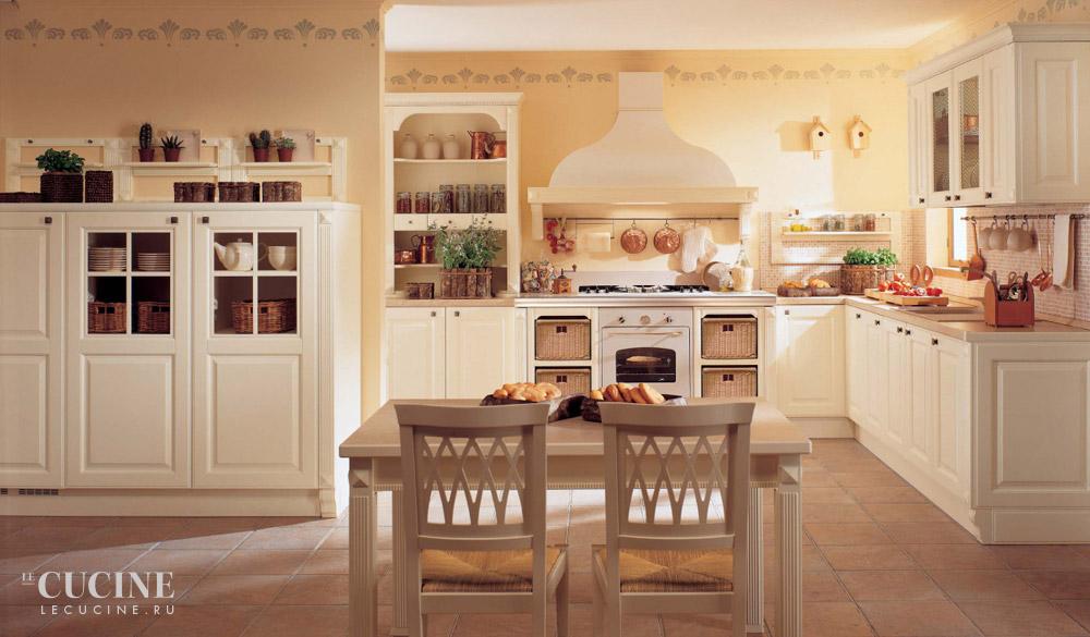 Кухня Athena. Фабрика Berloni. Поставка из Италии на заказ. | Le cucine