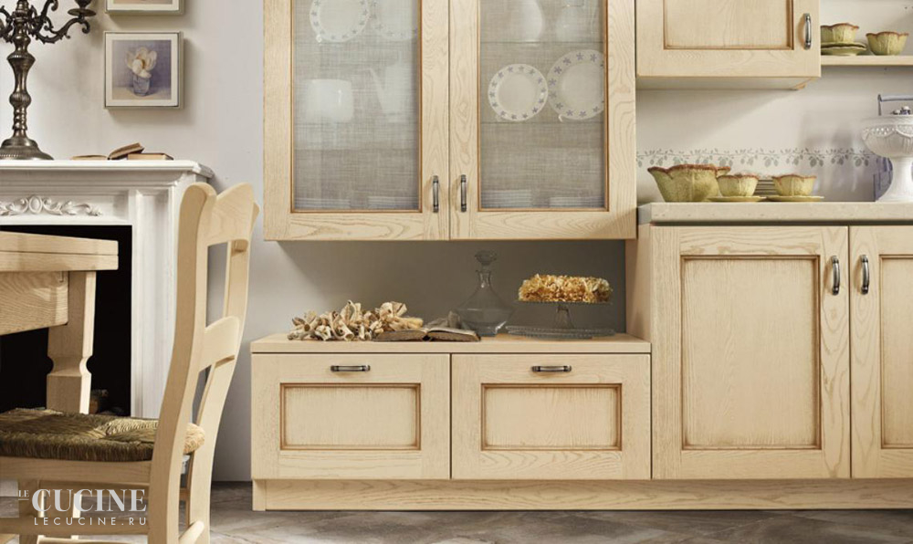 Кухня Certosa. Фабрика Stosa. Поставка из Италии на заказ. | Le cucine