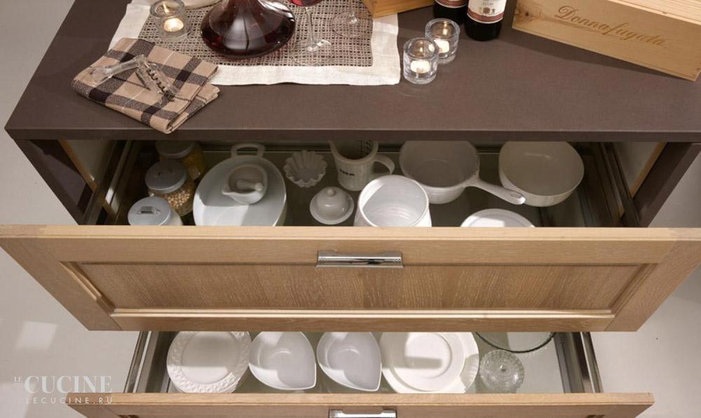 Кухня Ontario. Фабрика Stosa. Поставка из Италии на заказ. | Le cucine
