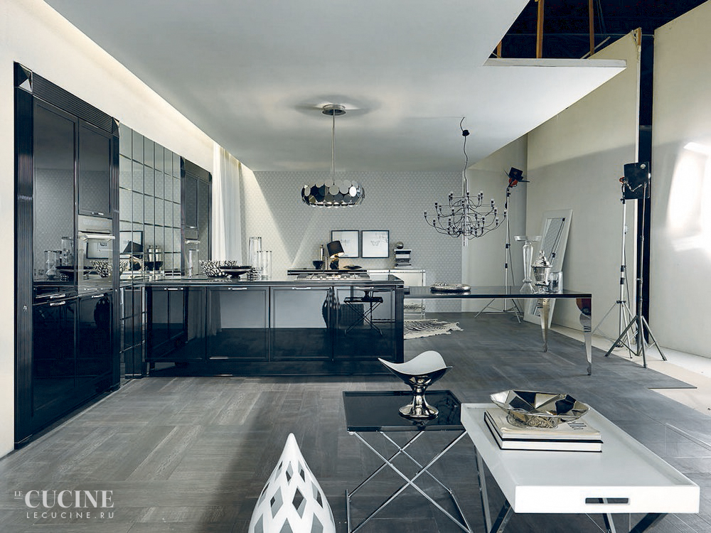 Aster cucine luxury glam   black is back 2