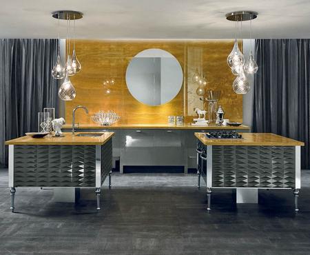Aster cucine luxury glam   cuspide laccato 0