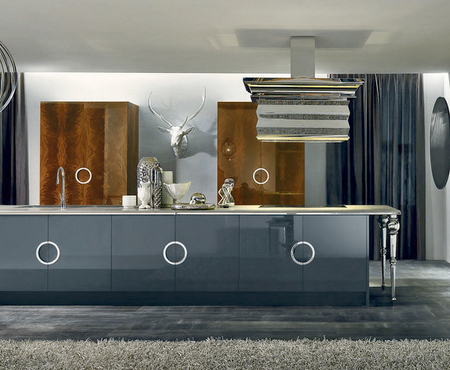 Aster cucine luxury glam   giotto e rondo 0