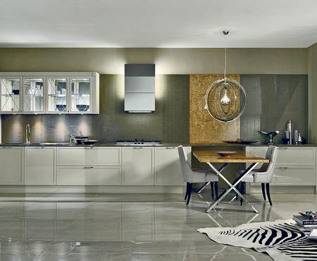 Aster cucine luxury glam   telaio cornice cuspide 0