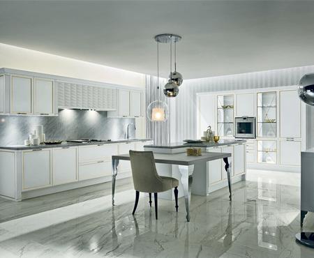 Aster cucine luxury glam   telaio gola 0