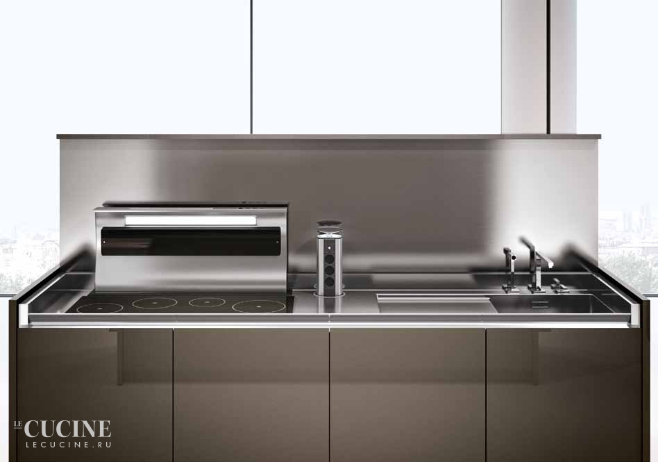 Кухня Arca. Фабрика LineaQuattro. Поставка из Италии на заказ. | Le ...