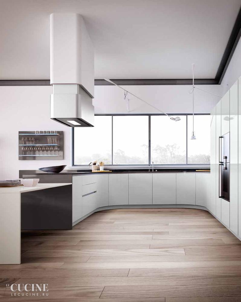 Кухня Opal Pura. Фабрика LineaQuattro. Поставка из Италии на заказ ...