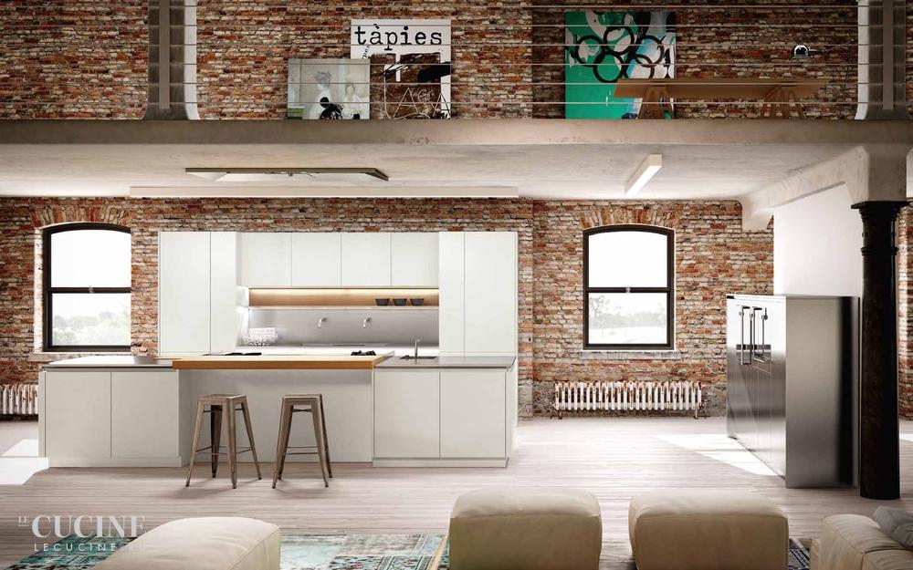 Cucine Moderne Linea Quattro ~ Le Migliori Idee Per la Tua Design ...