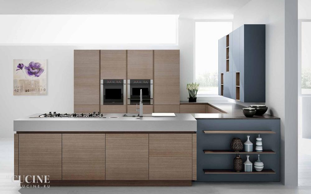 Кухня Essenthia Electa. Фабрика LineaQuattro. Поставка из Италии на ...