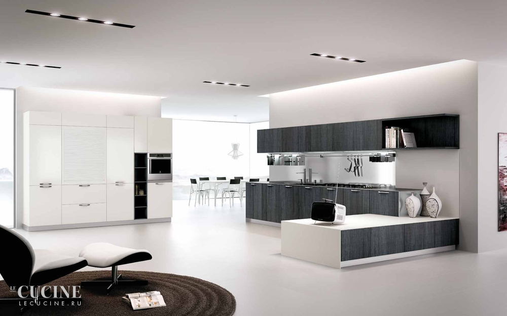 Кухня Start Regula. Фабрика LineaQuattro. Поставка из Италии на ...