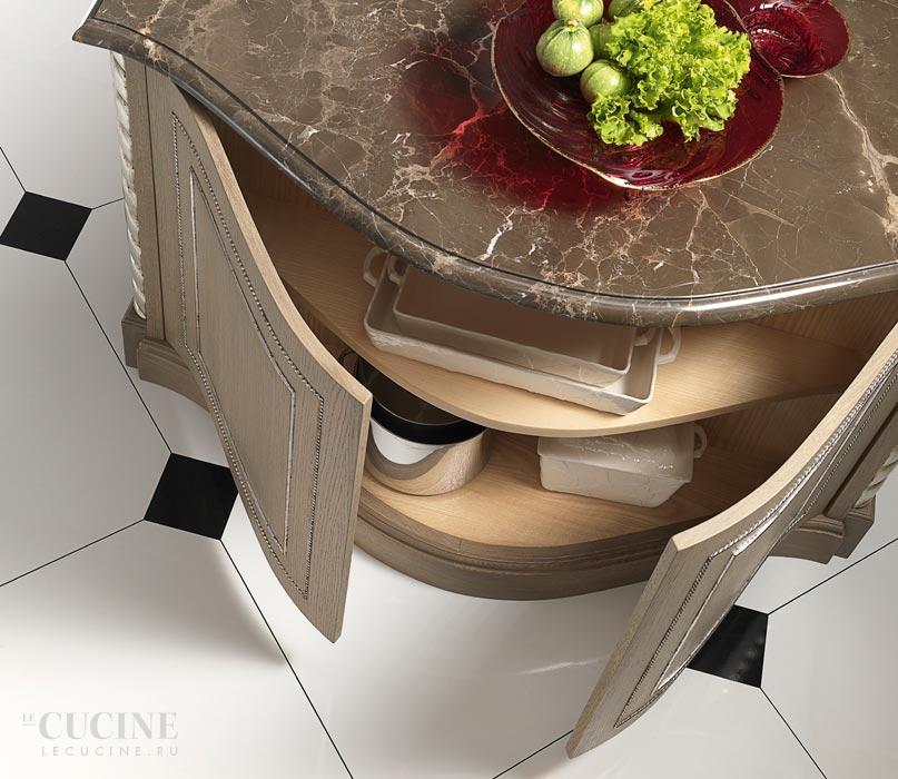 Кухня Paris. Фабрика FM Bottega d\'Arte. Поставка из Италии на ...