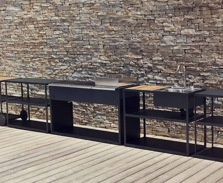 Roshults bbq grill kitchen 2
