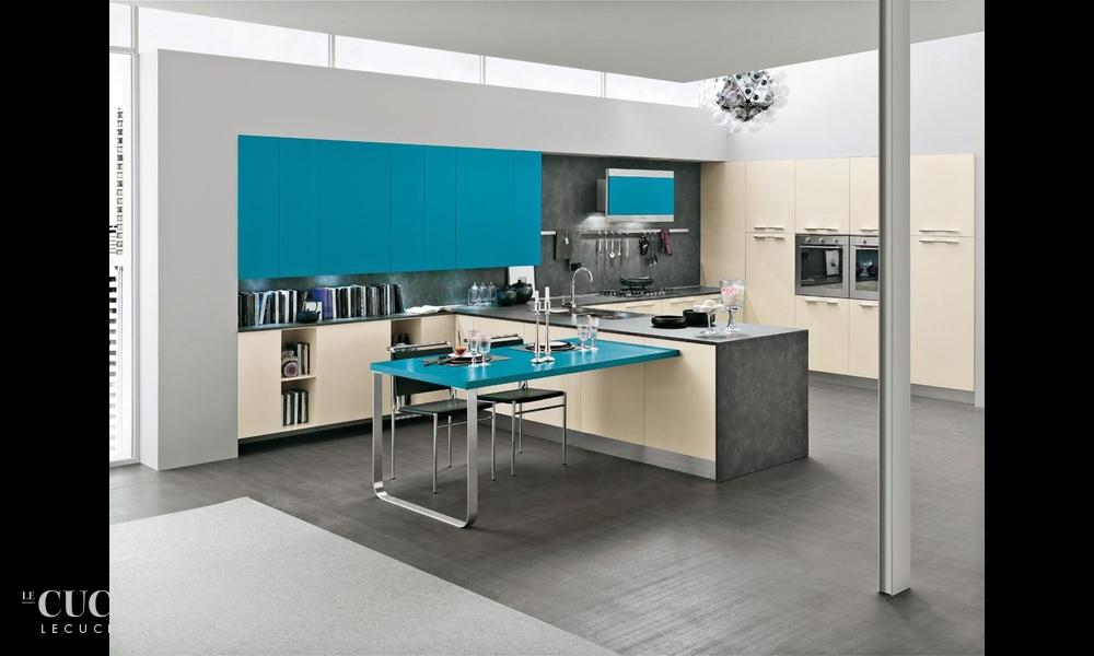 Kristal gicinque cucine le cucine - Cucine wolf italia ...