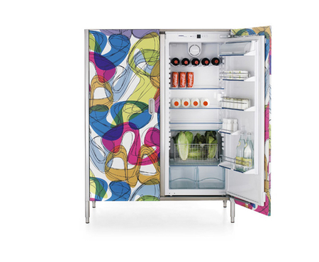 Alpes column 128 refrigerator and freezer 5