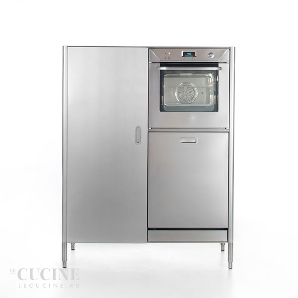 Alpes column 128 refrigerator oven and dishwasher 1