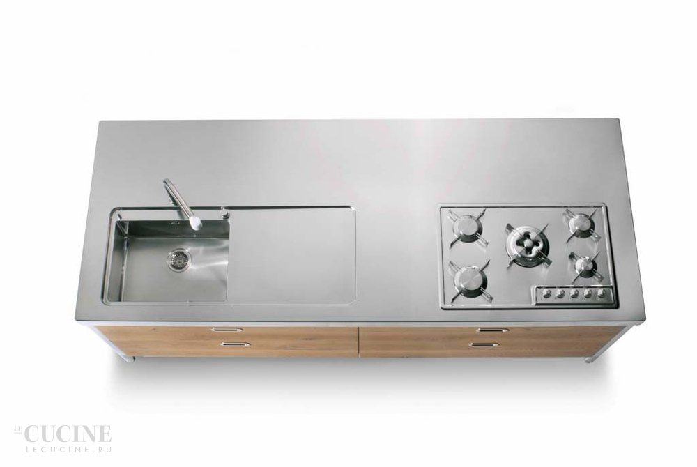 Alpes kitchen islands 250 2