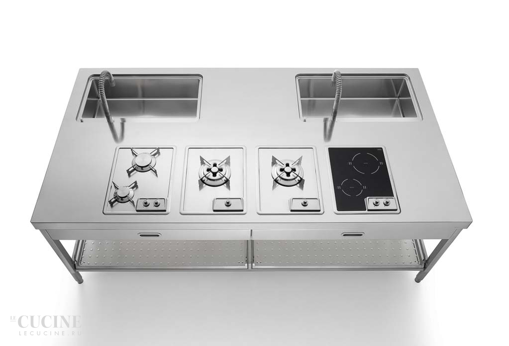 Alpes kitchen islands 250 10