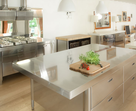 Alpes kitchen island 190 220 with snack unit 6