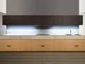 Abc cucine wood and leather 3