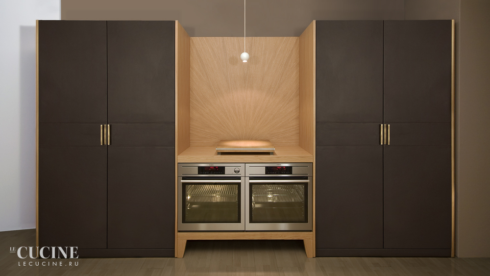Abc cucine wood and leather 7