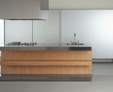 Abc cucine natural oakaluminium 2