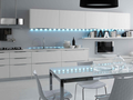 Torchetti airone gloss white 1