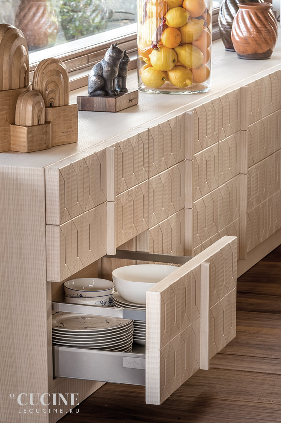 Habito by giuseppe rivadossi ash wood kitchen 1