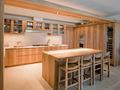 Habito by giuseppe rivadossi light wood kitchen 1